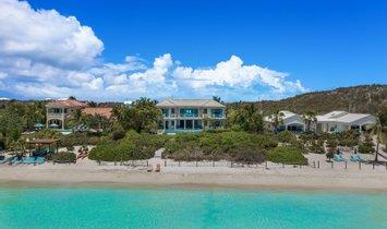 Haus in Cooper Jack Bay Settlement, Caicos Islands, Turks- und Caicosinseln 1