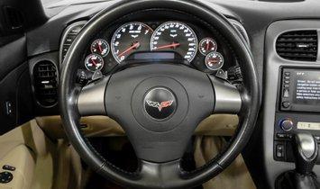 2006 Chevrolet Corvette Convertible