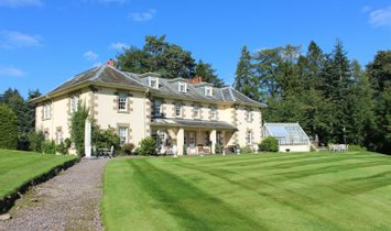 House in Croy, Scotland, United Kingdom 1