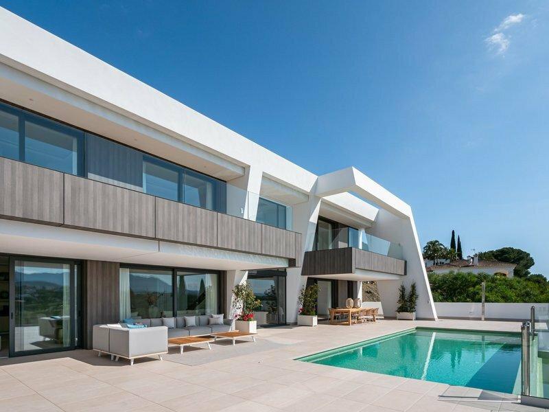 Villa in El Paraíso, Andalusia, Spain 1 - 11461509