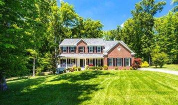 House in La Plata, Maryland, United States 1