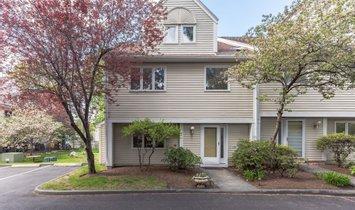Condominio en Newton, Massachusetts, Estados Unidos 1