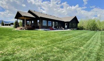 Maison à Victor, Idaho, États-Unis 1