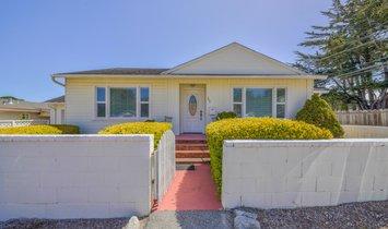 Дом в Монтерей, Калифорния, Соединенные Штаты Америки 1
