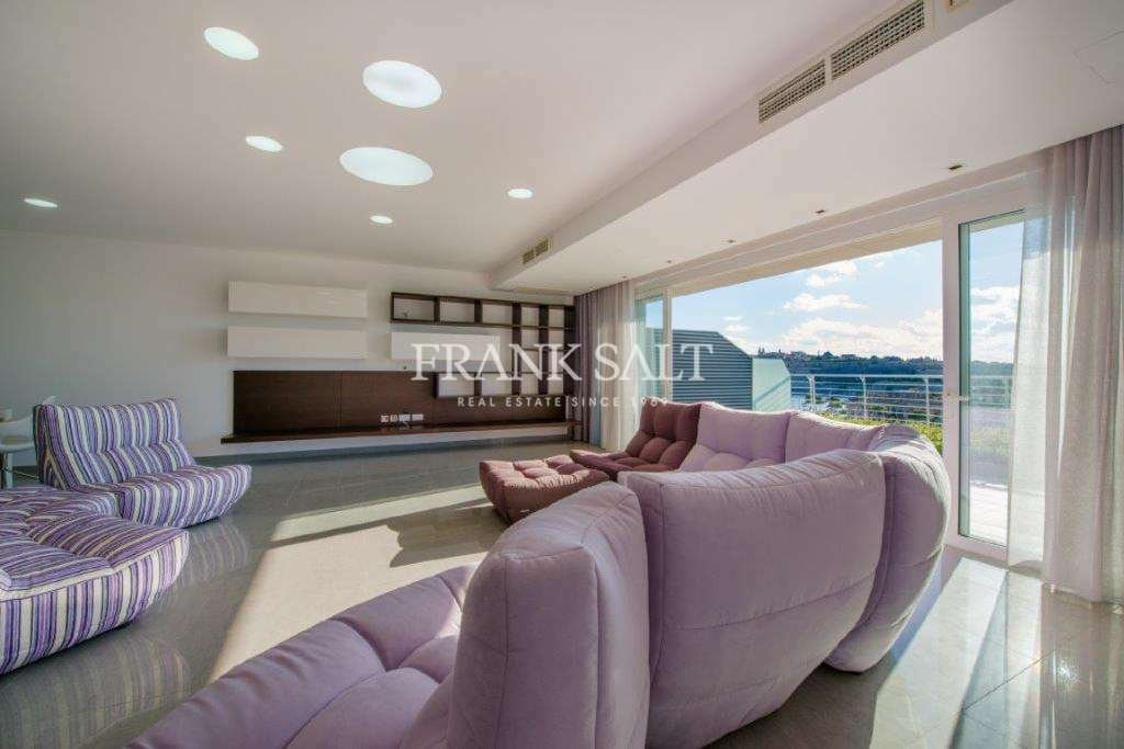 Apartment in Ta' Xbiex, Malta 1 - 11464763