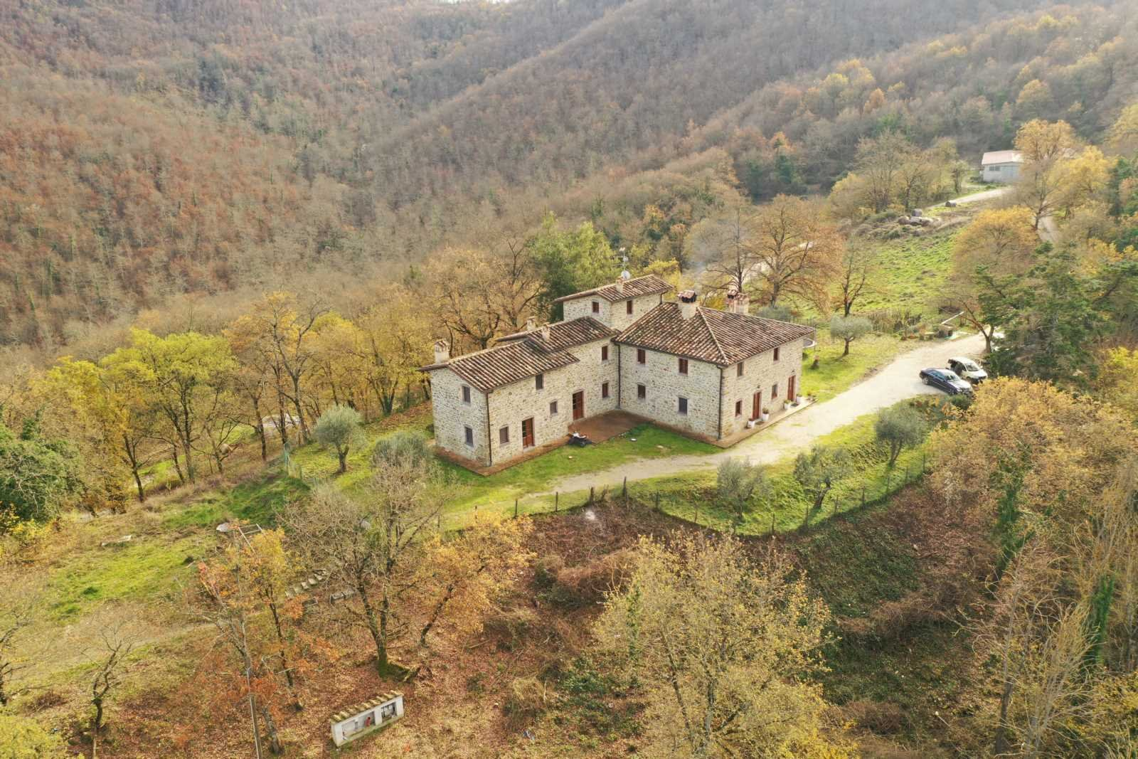 Country House in Umbertide, Umbria, Italy 1 - 11464911