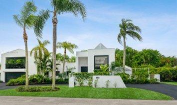 Maison à Coral Gables, Floride, États-Unis 1