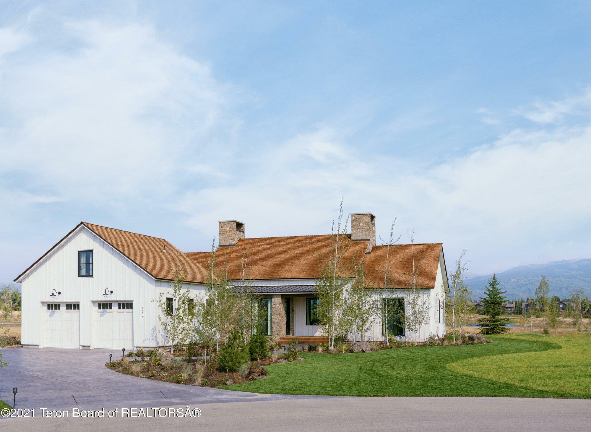 House in Tetonia, Idaho, United States 1