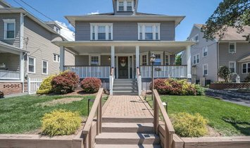 House in Nutley, New Jersey, United States 1