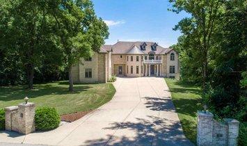 Casa a Bristol Township, Illinois, Stati Uniti 1