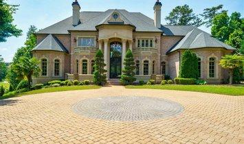 Дом в Джонс Крик, Джорджия, Соединенные Штаты Америки 1