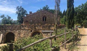 Farm Ranch in Gavorrano, Tuscany, Italy 1