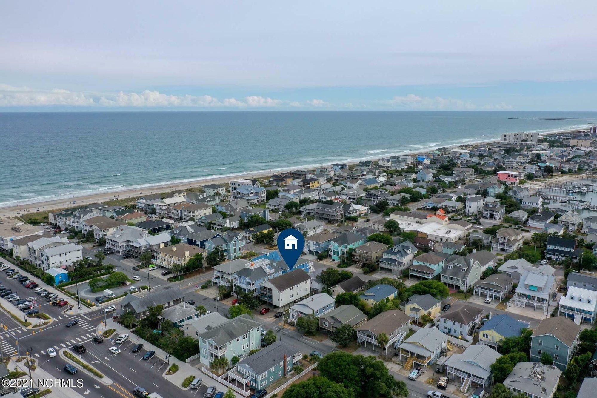 Condominio a Wrightsville Beach, Carolina del Nord, Stati Uniti 1 - 11445530