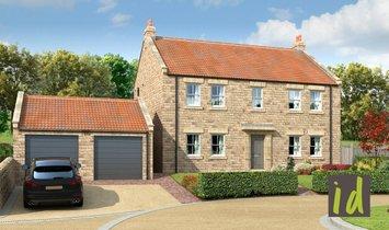 House in Knaresborough, England, United Kingdom 1