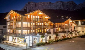 Appartement à La Villa, Trentin-Haut-Adige, Italie 1