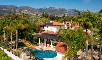 Casa en Santa Bárbara, California, Estados Unidos 1