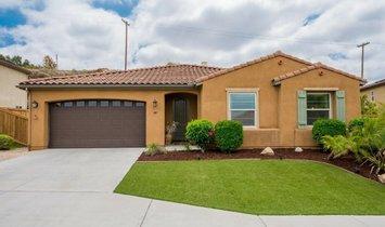 Haus in Santee, Kalifornien, Vereinigte Staaten 1