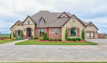 Casa en Cushing, Oklahoma, Estados Unidos 1