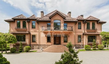 Haus in Moskau, Oblast Moskau, Russland 1