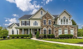 House in Finksburg, Maryland, United States 1