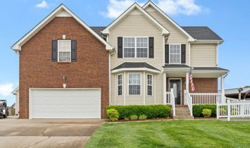 Casa en Clarksville, Tennessee, Estados Unidos 1