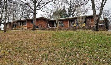 Maison à Park Hill, Oklahoma, États-Unis 1