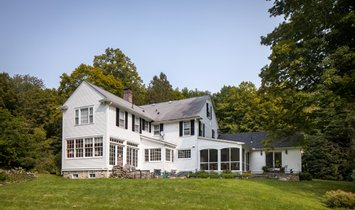 House in Egremont, Massachusetts, United States 1