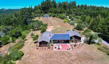 Haus in Occidental, Kalifornien, Vereinigte Staaten 1