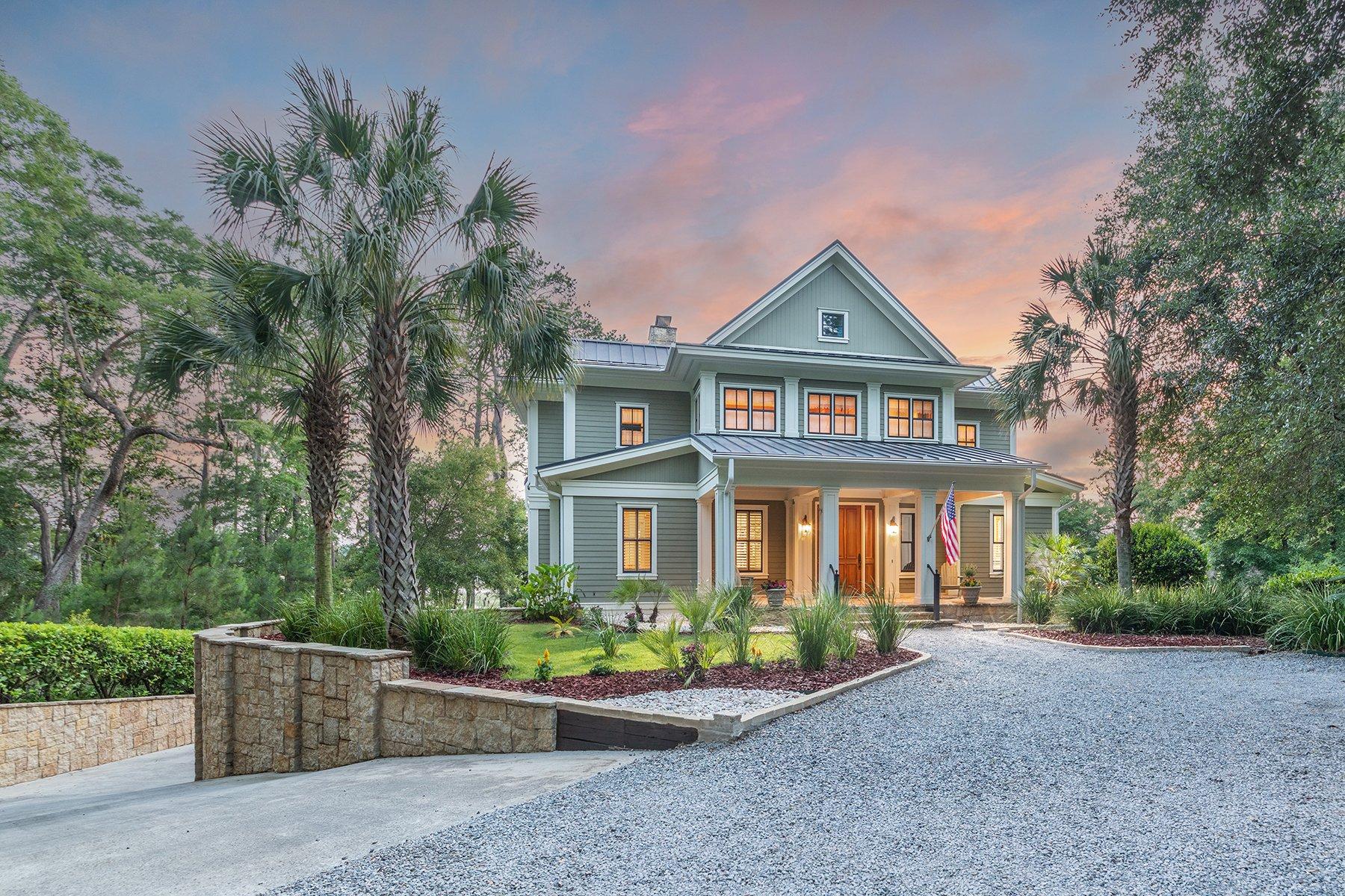 House in Seabrook, South Carolina, United States 1