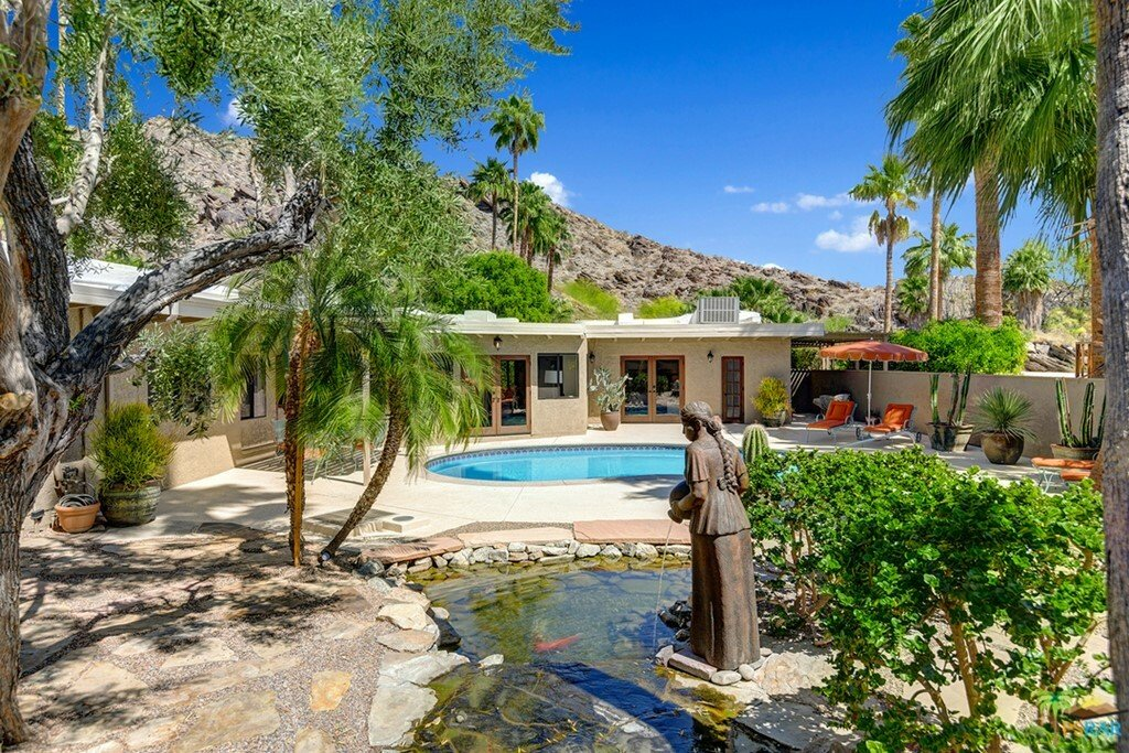 House in Palm Springs, California, United States 1