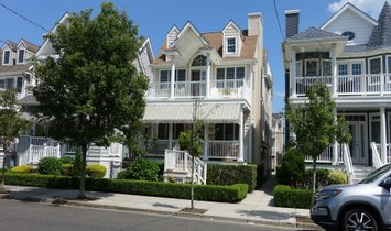 Condominio en Ocean City, Nueva Jersey, Estados Unidos 1