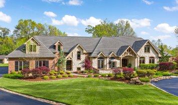 House in Upper Saint Clair, Pennsylvania, United States 1
