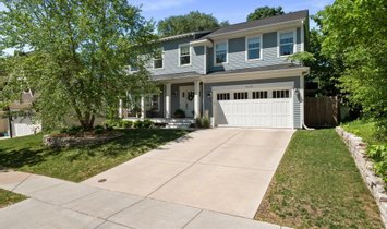 Casa a Minneapolis, Minnesota, Stati Uniti 1