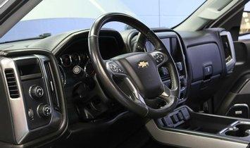 2017 Chevrolet Silverado 1500 Double Cab Z71 LTZ Pickup 4D 6 1/2 ft