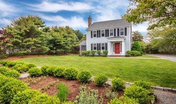 Maison à Edgartown, Massachusetts, États-Unis 1