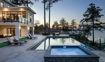 Haus in Cordova Bay, Britisch-Kolumbien, Kanada 1