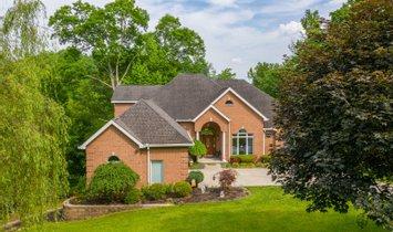 Дом в Роквуд, Теннесси, Соединенные Штаты Америки 1