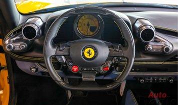 2020 Ferrari F8