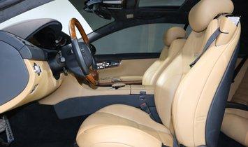 2008 Mercedes-Benz CL 63 AMG