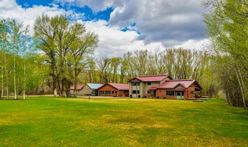 Huis in Crested Butte, Colorado, Verenigde Staten 1