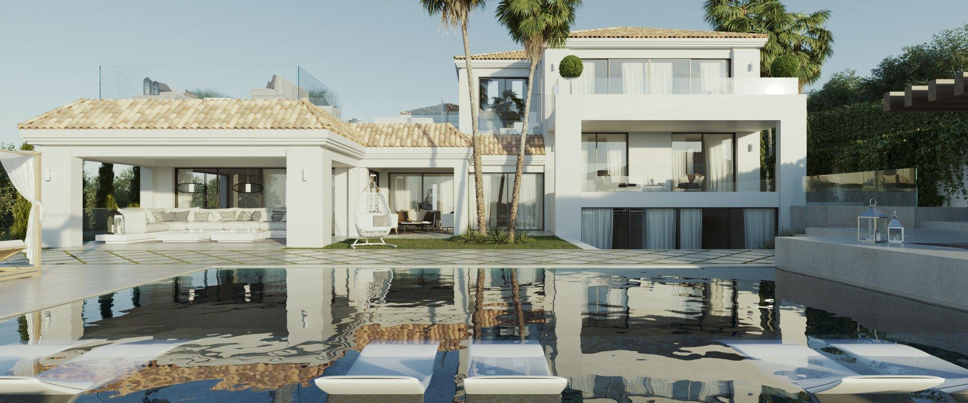 Villa in Marbella, Andalusia, Spain 1 - 11475833