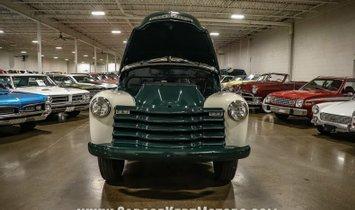 1953 Chevrolet 3800 Humpback