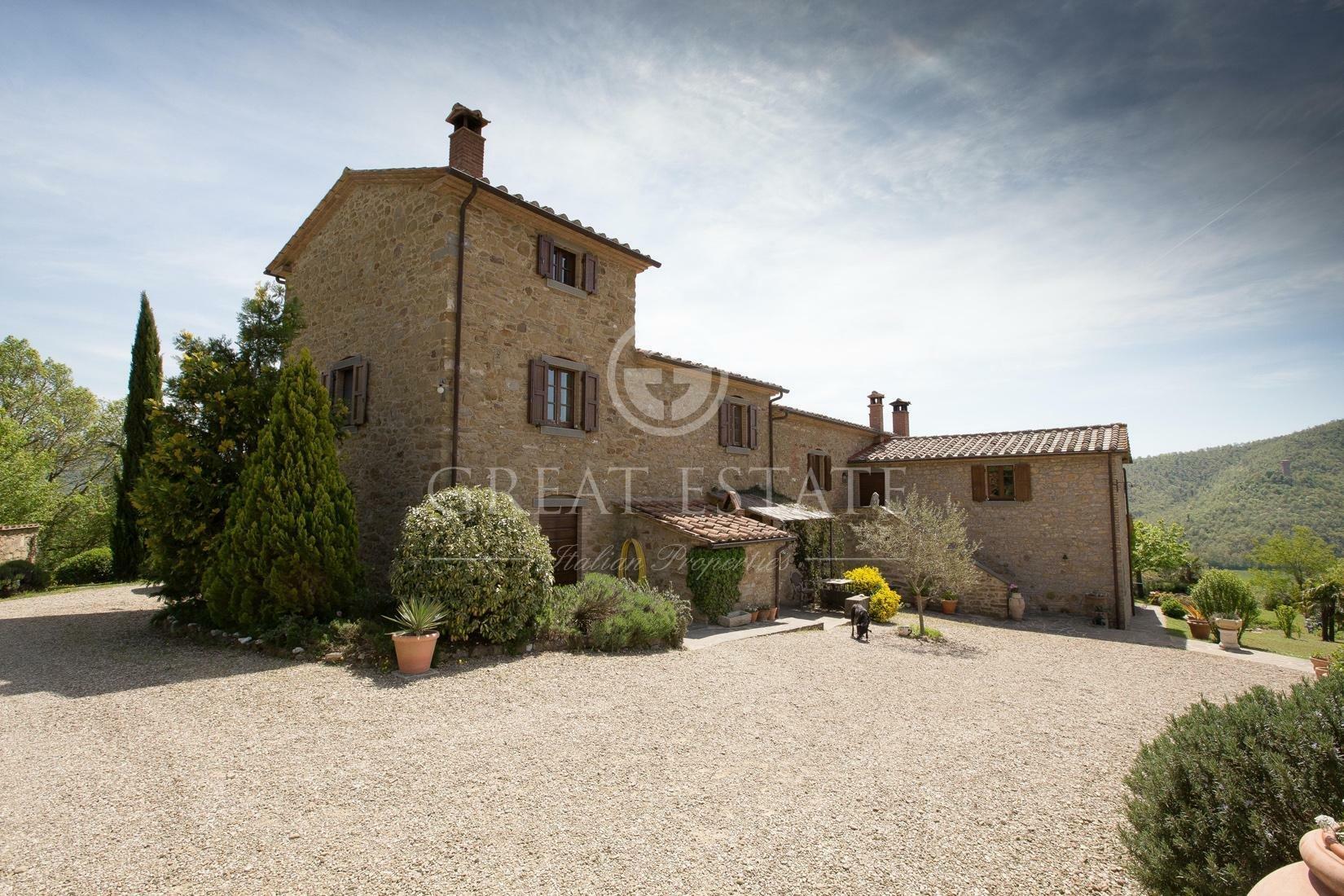 Estate in Lisciano Niccone, Umbria, Italy 1