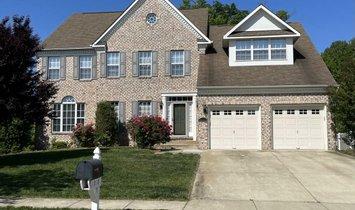 Haus in Woodmore, Maryland, Vereinigte Staaten 1