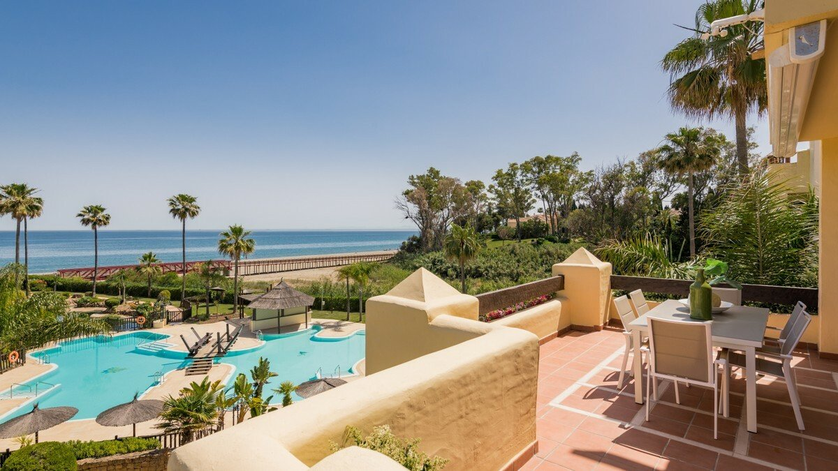 Apartment in Marbella, Andalusia, Spain 1 - 11398791