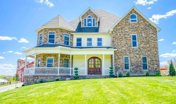 House in Kendallville, Indiana, United States 1