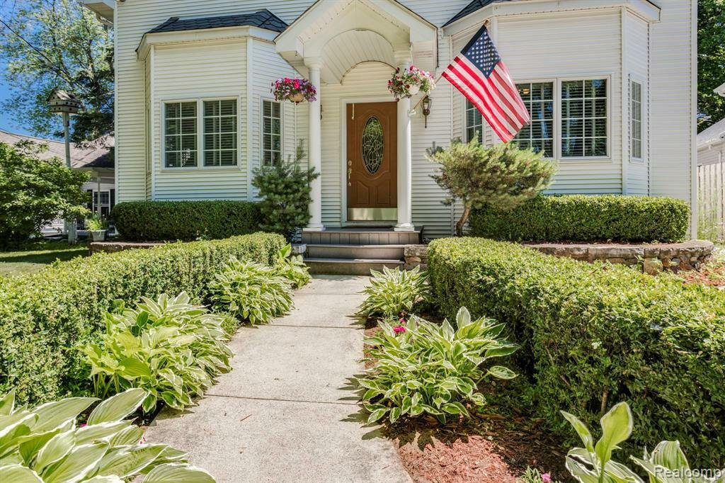 House in Port Sanilac, Michigan, United States 1