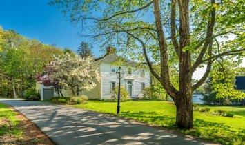 Haus in Georgetown, Maine, Vereinigte Staaten 1