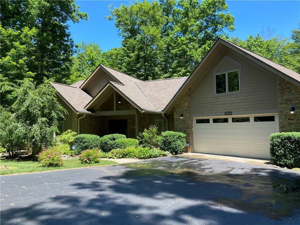 House in Nashville, Indiana, United States 1