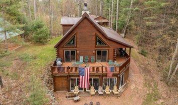 Casa en Elcho, Wisconsin, Estados Unidos 1